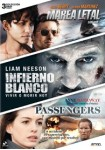 Pack Infierno Blanco + Passengers + Marea Letal