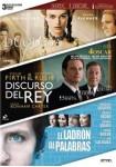 Pack La Duquesa + El Discurso Del Rey + El Ladrón De Palabras