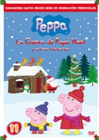 Peppa Pig - Vol. 11 : La Cueva De Papa Noel