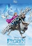Frozen, El Reino De Hielo (Blu-Ray)