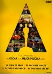Y Las Ganadoras Del Oscar A Mejor Película Son..( Pack 4 DVD )