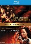 Los Juegos Del Hambre 1 + 2 (Blu-Ray)