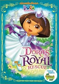 Dora La Exploradora : Al Rescate Real**