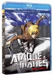 Ataque A Los Titanes - Vol. 2 (Blu-Ray + Dvd)