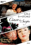 Pack Cinco Días En Saigón + Sang Woo Y Su Abuela + El Tren De Zhou You)