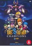 Desafio Champions : Sendokai - Vol. 1 Y 2