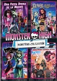 Pack Monster High : Monstruo Colección