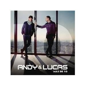 Más de 10: Andy & Lucas CD