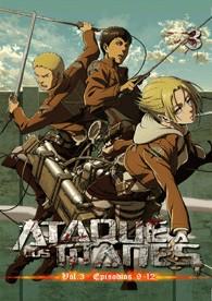 Ataque A Los Titanes - Vol. 3