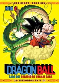 Dragon Ball - Box 4 (Ultimate Edition)
