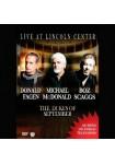 Live At The Lincoln Center: The Dukes Of September DVD