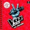 Lo mejor de La voz kids (2014) CD+DVD