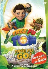 Tree Fu Tom - Volumen -1 : Tree Fu Go!