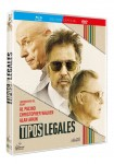 Tipos Legales (Blu-Ray + DVD)