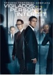 Vigilados : Person Of Interest - Segunda Temporada Completa