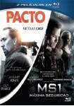 El Pacto + MS1 : Máxima Seguridad (Blu-Ray)
