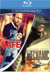 Safe + The Mechanic (Blu-Ray)