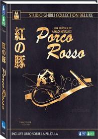 Porco Rosso (Blu-Ray + DVD + Libro) (Ed. Coleccionista)