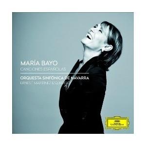 Canciones Españolas: María Bayo CD