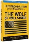 El Lobo De Wall Street (Blu-Ray + Dvd) (Ed. Metálica)