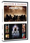 Project X + Rock Of Ages