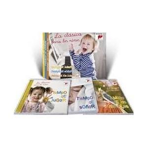 La clásica para niños (3 CD,s)