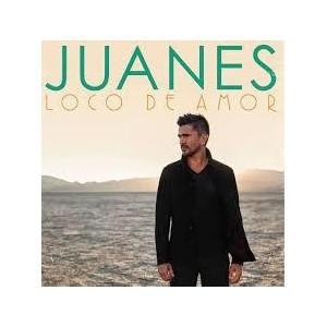 Loco de amor: Juanes CD