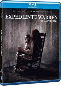 Expediente Warren: The Conjuring (Blu-Ray)