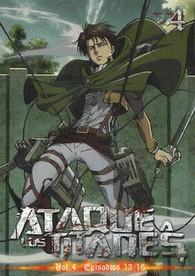 Ataque A Los Titanes - Vol. 4