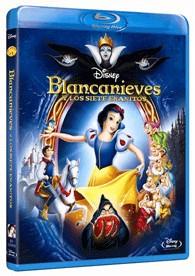 Blancanieves Y Los Siete Enanitos (Blu-Ray)