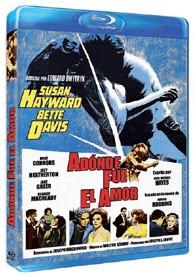 Adónde Fue El Amor (Blu-Ray)