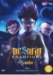 Desafío Champions : Sendokai - Vol. 3 Y 4