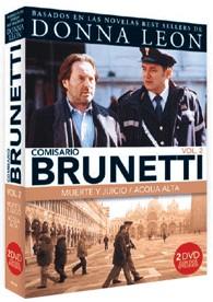 Comisario Brunetti - Vol. 2