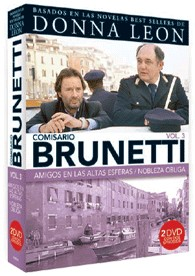 Comisario Brunetti - Vol. 3