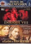 Enrique VIII + El León En Invierno