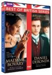 Madame Bovary + Daniel Deronda