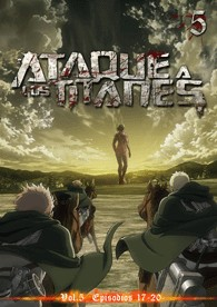 Ataque A Los Titanes - Vol. 5