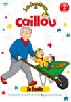 Las Aventuras De Caillou : En Familia - El Conductor Del Asiento De Atrás + Ayudando Al Abuelo