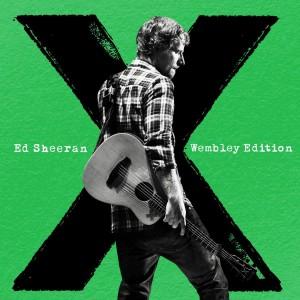 X: (Wembley Edition) Ed Sheeran CD+DVD