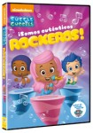 Bubble Guppies : Somos Auténticos Rockeros!