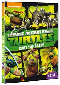 Las Tortugas Ninja: Caos Mutageno