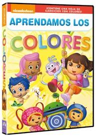 Nickelodeon : Aprendamos Los Colores