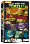 Pack Teenage Mutant Ninja Turtles - 1ª Temporada