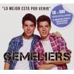 Lo mejor está por venir: Gemeliers CD+DVD