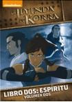 La Leyenda De Korra - Libro 2: Espíritu - Vol. 2