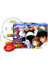 Mazinger Z - Box 1 (Blu-Ray)