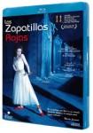 Las Zapatillas Rojas (Divisa) (Blu-Ray)