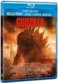 Godzilla (2014) (Blu-Ray + Dvd + Copia Digital)