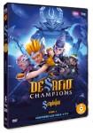 Desafío Champions : Sendokai - Vol. 5 Y 6
