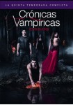 Crónicas Vampíricas - 5ª Temporada Completa